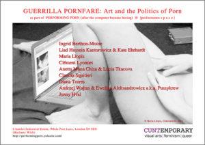 Guerrilla_PornFare_Poster