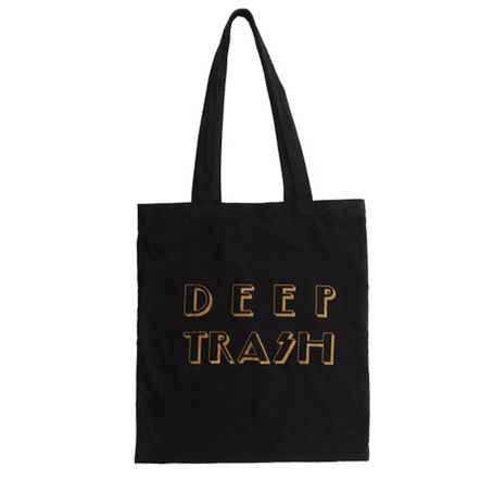 Deep Trash Tote Bag