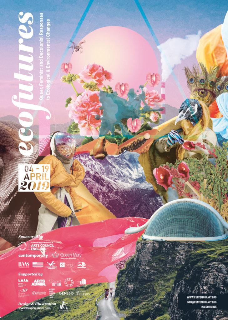 Ecofutures poster